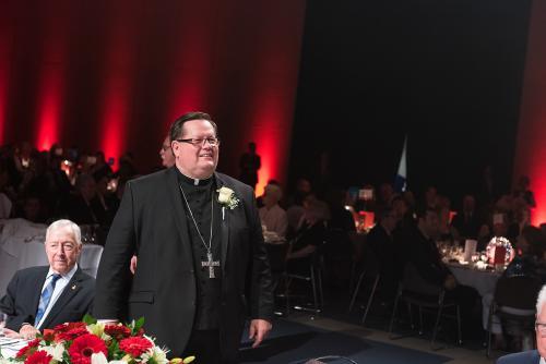 M. le Cardinal Gérald C. Lacroix